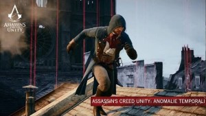 Assassin's Creed Unity, il video anomalie temporali porta Arno nella Seconda Guerra Mondiale