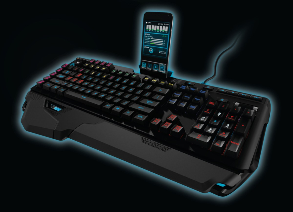 Logitech presenta le sue periferiche gaming alla Games Week 2014
