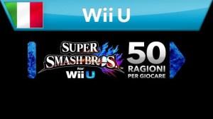 Super Smash Bros Wii U, ecco il video con le 50 ragioni per giocare