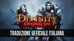 Divinity: Original Sin, la traduzione nostrana diventa ufficiale grazie a RGP Italia