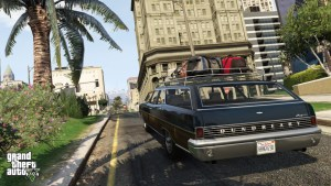 Grand Theft Auto V, la versione Next-Gen avrà una patch al day-one