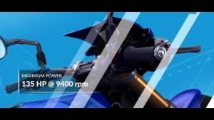 Ride, la Triumph Speed Triple si mostra in un video