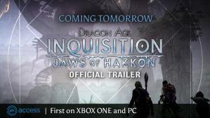 Dragon Age: Inquisition, annunciato il dlc Jaws of Hakkon, domani primo trailer