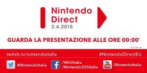 Nuovo Nintendo Direct per giovedì con nuovi annunci per Wii U e Nintendo 3DS