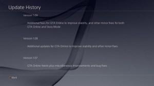 Grand Theft Auto V, disponibile la patch 1.09 per le versioni PS4 ed Xbox One