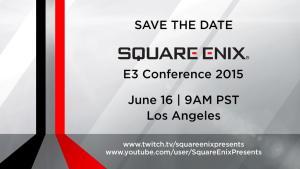 Square Enix terrà la conferenza E3 il prossimo 16 giugno