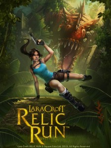 Annunciato Lara Croft: Relic Run per iOS, Android e Windows Phone