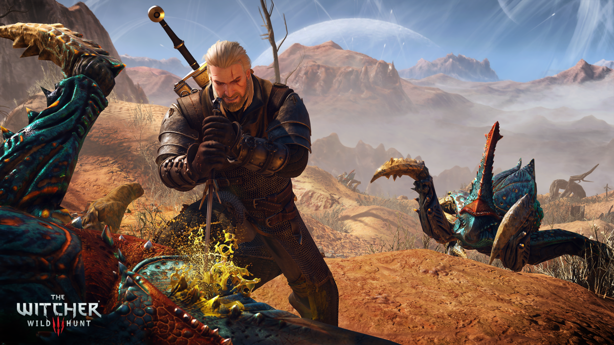 The Witcher 3: Wild Hunt, nuovo poker di immagini