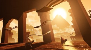 Journey arriverà su PlayStation 4 in estate con altri giochi ThatGame Company