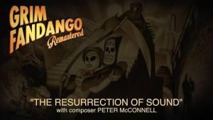 Grim Fandango Remastered, trailer di lancio versione iOS e video-diario sulla colonna sonora
