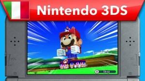 E3 2015, video per Mario & Luigi: Paper Jam Bros