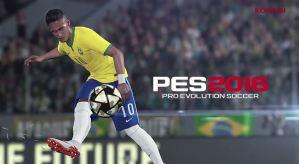 Pro Evolution Soccer 2016, Neymar sarà l'atleta di copertina, presentazione il 12 giugno, teaser