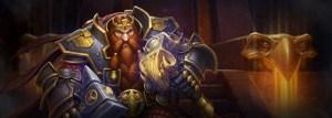 Hearthstone: Heroes of Warcraft, introdotti i nuovi eroi, il primo è Magni Barbabronzea