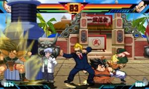 Dragon Ball Z: Extreme Butoden, trailer con gameplay