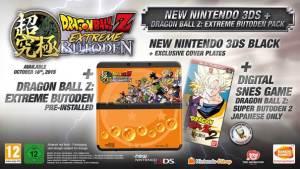 Dragon Ball Z: Extreme Butoden, annunciato il bundle col New Nintendo 3DS e nuove immagini