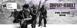 Company of Heroes 2, parte il week-end di prova