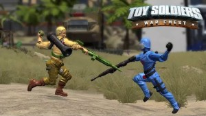 Toy Soldiers: War Chest, trailer di lancio