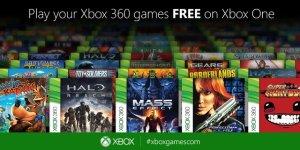 Gamescom 2015, la retrocompatibilità da Xbox 360 ad Xbox One confermata per novembre