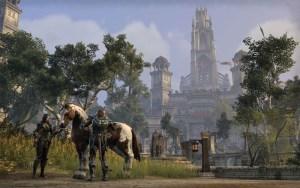 The Elder Scrolls Online, il dlc Imperial City è disponibile su console
