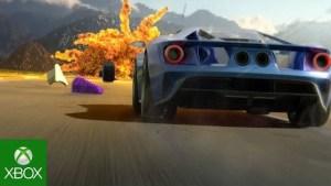 Forza Motorsport 6, lo spot che omaggia i titoli di corsa