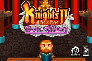 "Knights of Pen & Paper 2, c'è la nuova espansione ""First of +1 Fury"""