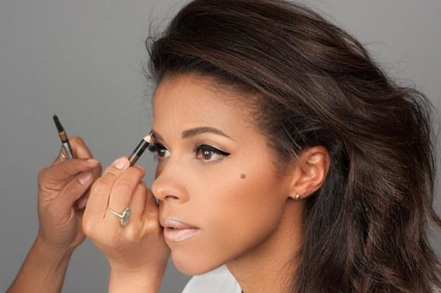 IM Makeup visagie fashionshoot Miss Marmelstein
