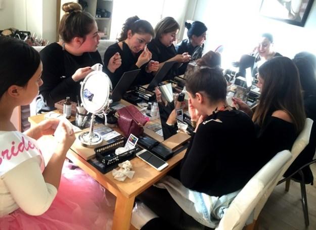 makeup wprkshops
