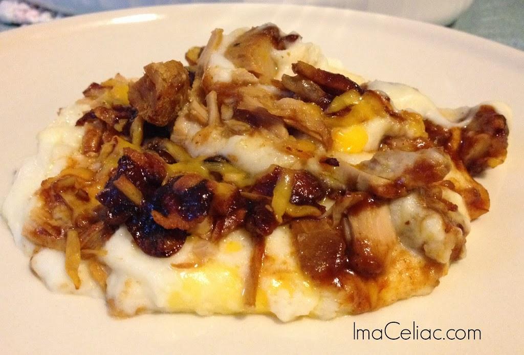 Potato BBQ Pork Casserole | I'm A Celiac