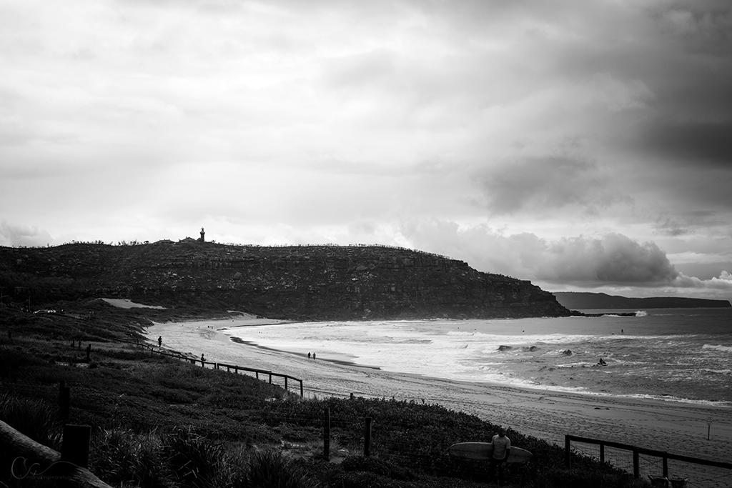 Sydney Beach Portraits