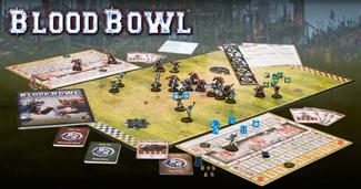 Blood Bowl Kickoff 11/25/16!