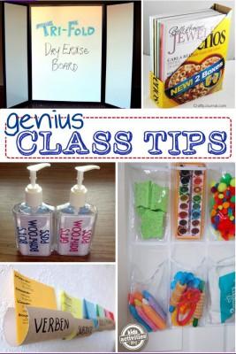 Ideas para organizar tu clase o salón (41)