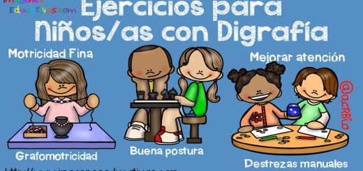 Ejercicios para Niños as con Digrafía PORTADA