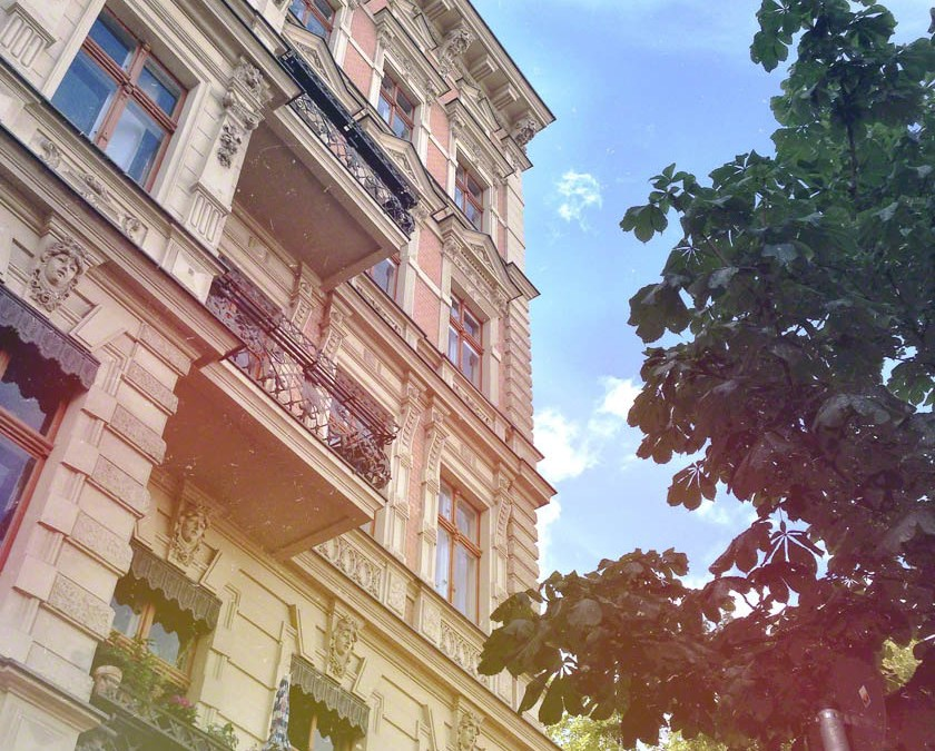 Old Berlin city villa | WW w/linky