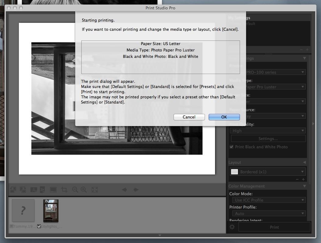 Comfy Toolbar Filmstrip Below On Imaging Resource Printer Canon Printer Canon Pixma Pro 100 Driver Download Canon Pro 100 Xps Driver Main Pane dpreview Canon Pro 100 Driver