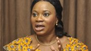 Mrs Charlotte Osei, Chairperson of the EC.