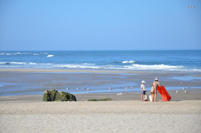Ancora Beach