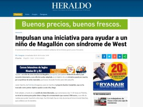 Impulsan iniciativa para ayudar a Diego, Imanol Sánchez colabora