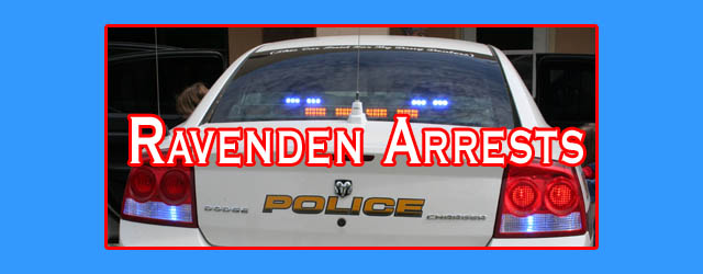 ravenden-arrests