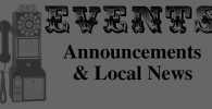 events-announcements-local-news