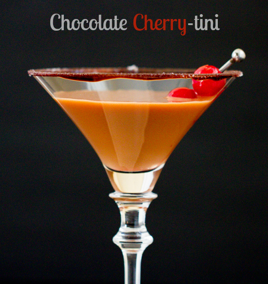Cherry Martini Recipes Recipes. How many ingredients should the recipe require? Chocolate Cherry Martini Cooking Channel. 7. chocolate, maraschino cherries, maraschino cherries, white chocolate liqueur and 6 more. BROWSE.