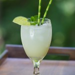 Coconut Pear Cooler