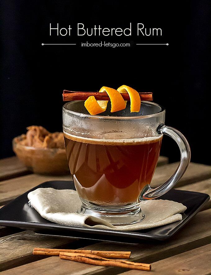 Hot Buttered Rum - I'm Bored, Let's Go...