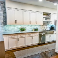 This Condo Kitchen is staged and ready to sell!