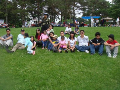Philippine Independence Day picnic