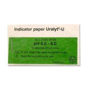 pH-stickor Lackmus