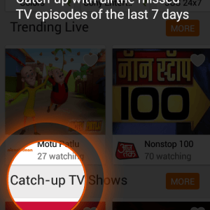 DOWNLOAD BEST LIVE TV ANDROID APPLICATION IN INDIA