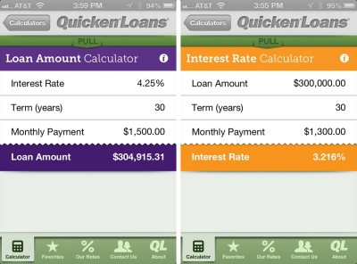 Mortgage Calculator by Quicken Loans for iPhone review | iMore
