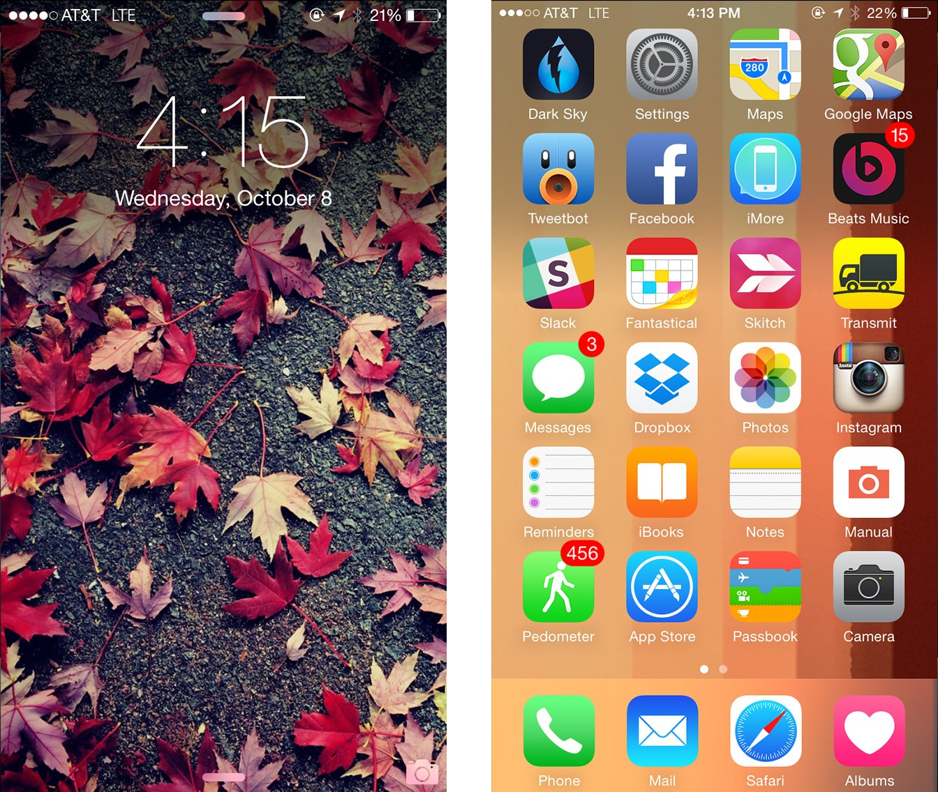 What's on Serenity's iPhone 6 right now!   iMore
