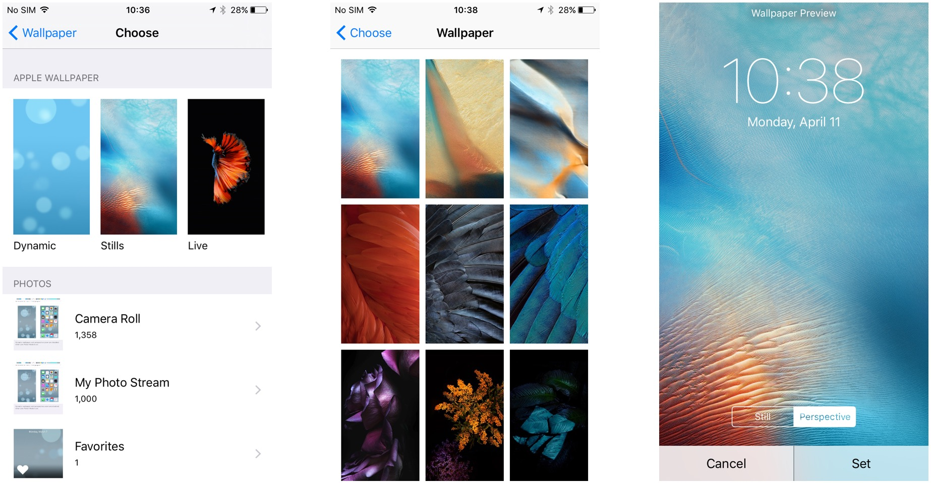 How to change your wallpaper on iPhone or iPad | iMore