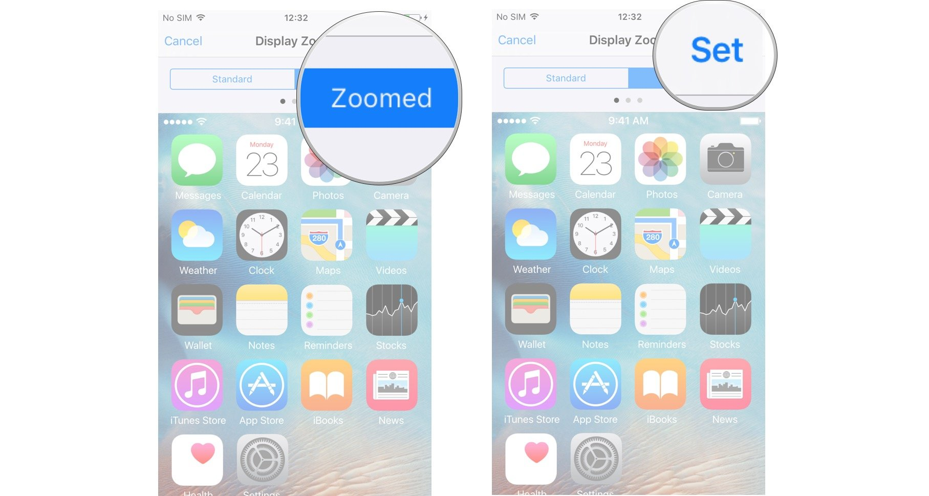 How to make icons and text larger with Display Zoom for iPhone | iMore
